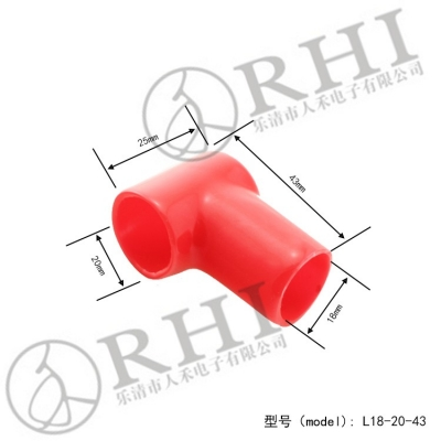 Car wire terminal lug covers